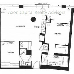 Floor Plans for Clear Spirit Condos; 70 Distillery Ln
