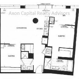 Floor Plans for Clear Spirit Condos; 70 Distillery Ln